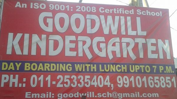 Goodwill Kindergarten