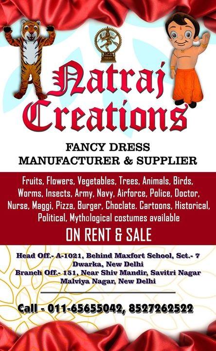 Fancy Dress on Hire in Uttam Nagar