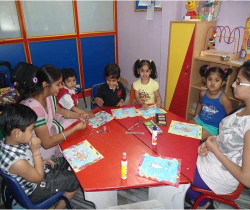 Best Play School in Uttam Nagar